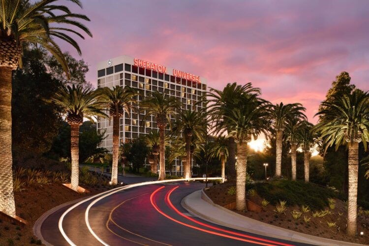Sheraton Universal - Universal Studios Hollywood