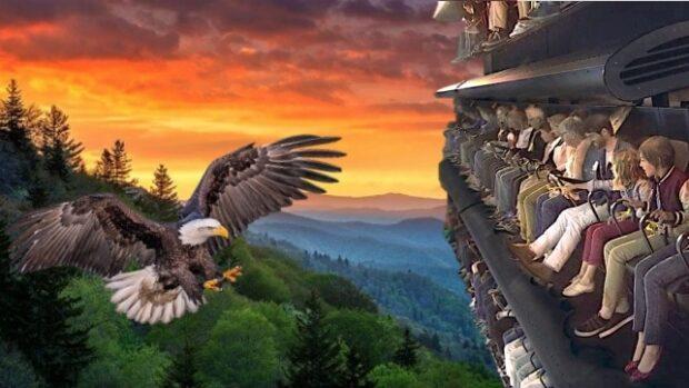 SkyFly: Soar America - The Island