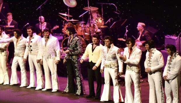 Virtual Elvis Week - Elvis Tribute Artists