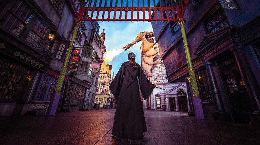 Diagon Alley - Universal Orlando Resort