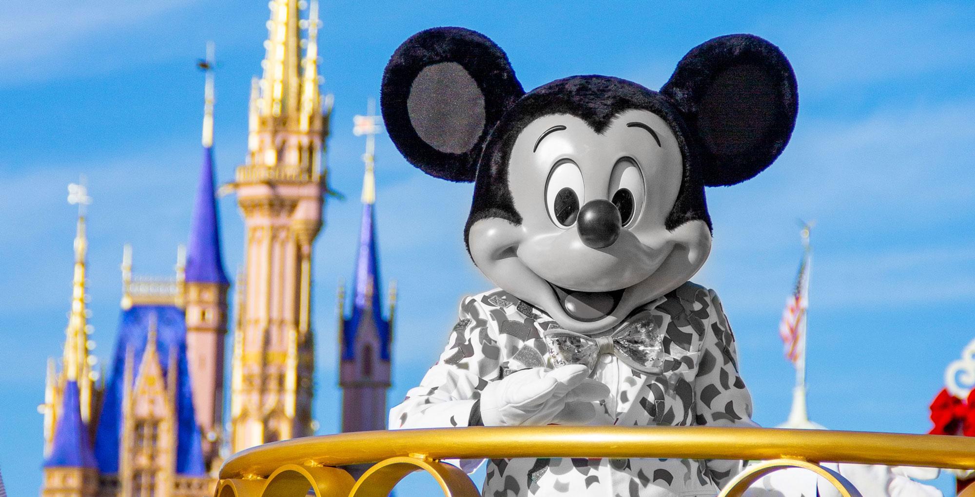 Walt Disney World entertainment