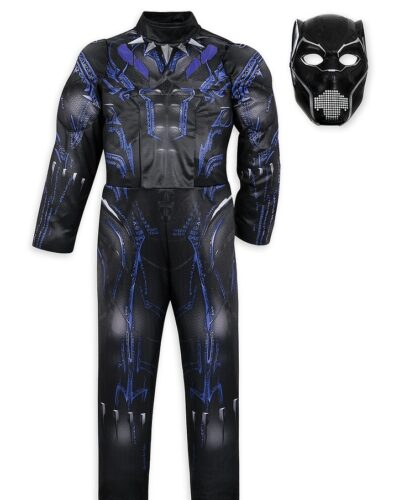 Adaptive Roleplay Black Panther costume