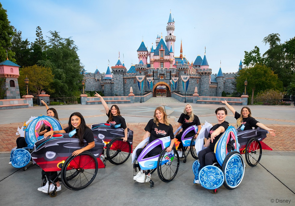 Adaptive Roleplay wheelchair covers