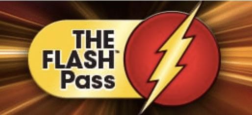 Theme Park Upgrades - Flash Pass