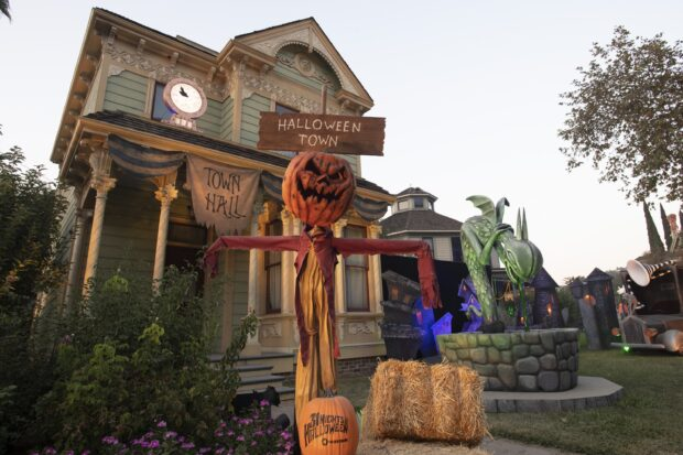"Freeform's ""Halloween Road"" - Halloween Town"