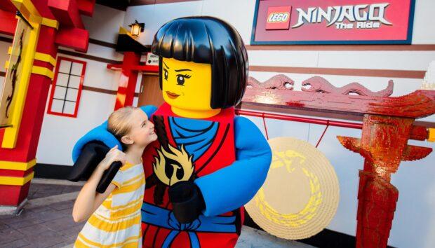 Legoland California - Lego Ninjago