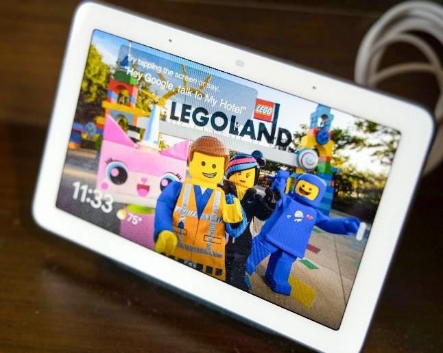 Legoland Hotels Google Nest Hub