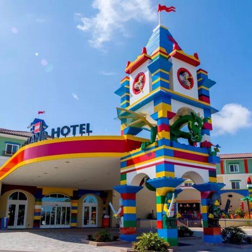 Legoland New York - Legoland Hotel