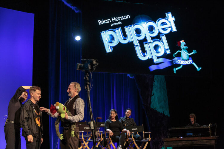 puppet up uncensored