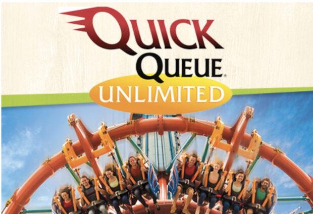 Theme Park Upgrades - Quick Queue