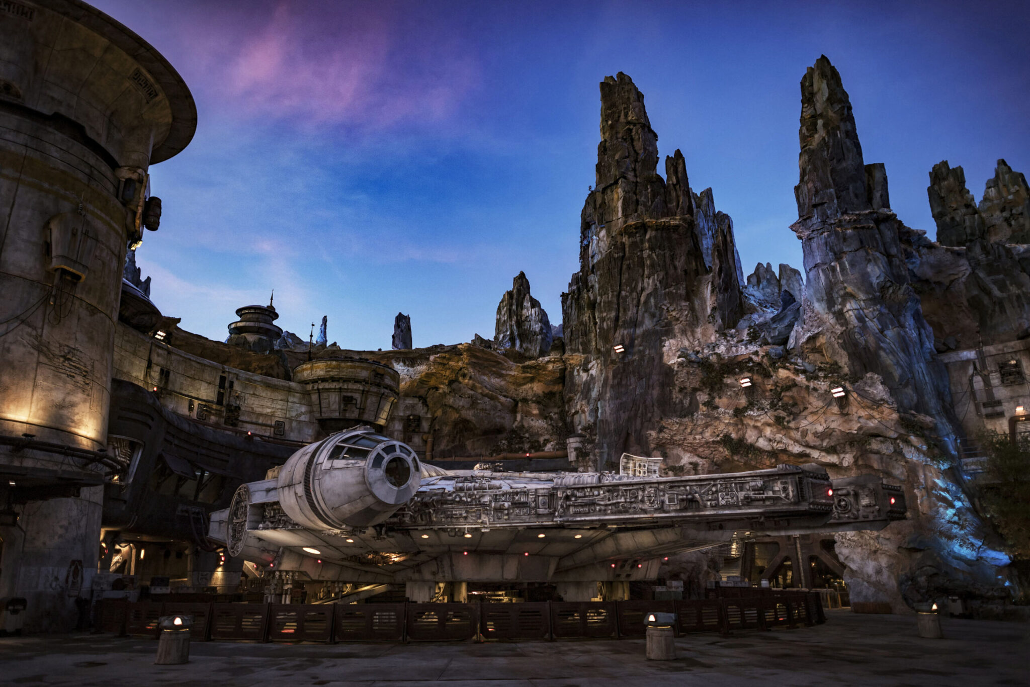 after-hours event in galaxy's edge