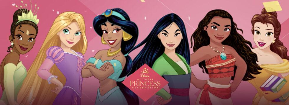 Disney's Ultimate Princess Celebration.