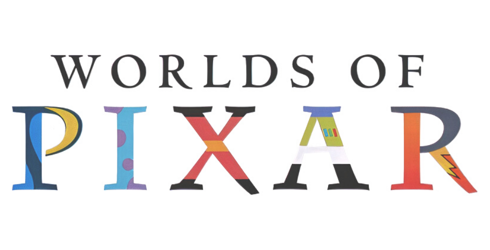 worlds of pixar