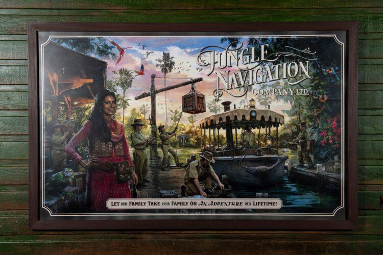 Jungle Crusie Enhancements at Magic Kingdom Park