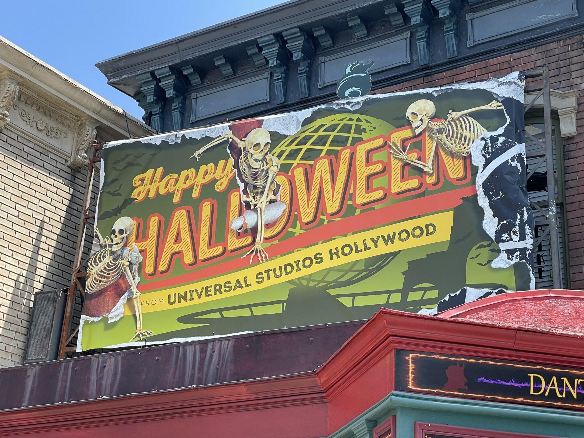 halloween horror nights hollywood sneak peek