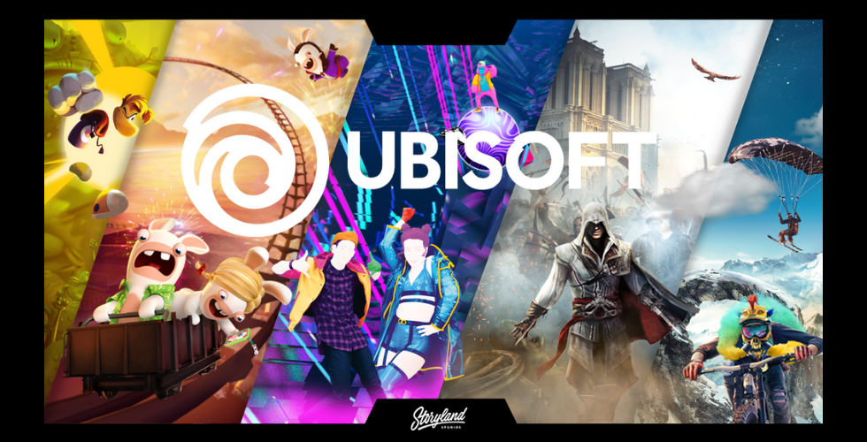 Ubisoft and Storyland are teaming up to make a video game theme park.