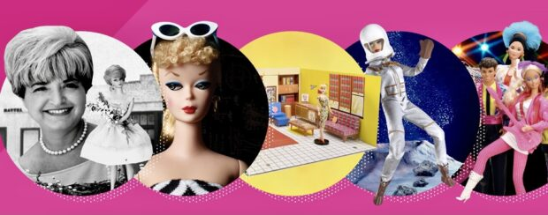 Barbie: A Cultural Icon - Barbie history