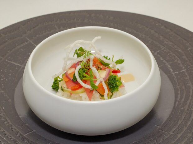 Cabana Vegetable Rice Bowl