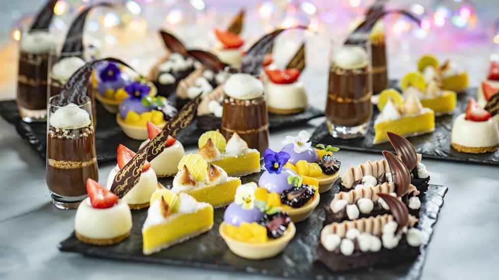 dessert parties