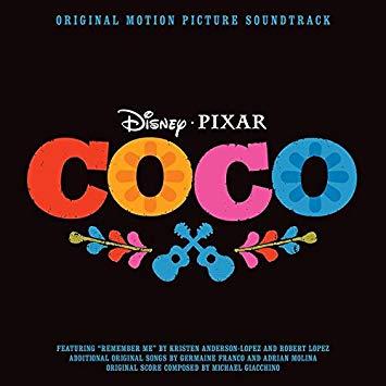 Disney Halloween Playlist - Coco