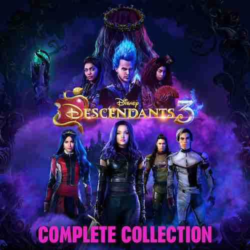 Disney Halloween Playlist - Descendants