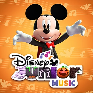 Disney Halloween Playlist - Disney Junior