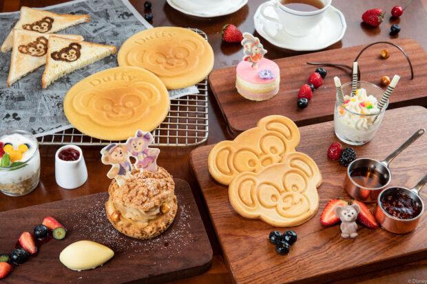 Shanghai Disney Resort Duffy Month food
