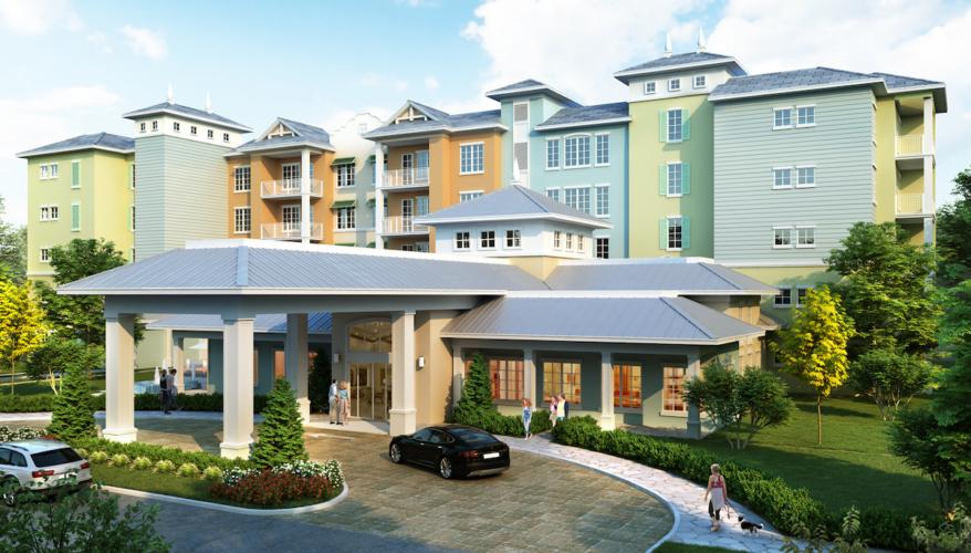 Embassy Suites - Orlando Sunset Walk