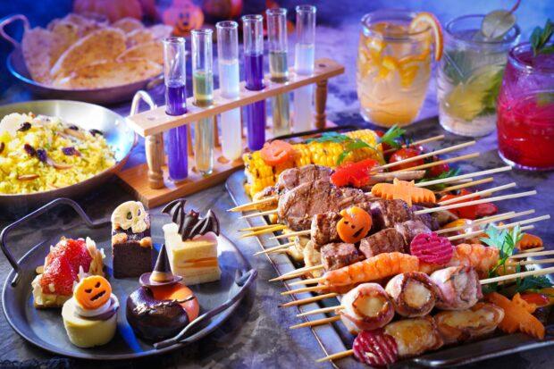 Hong Kong Disneyland Halloween Time - Food & Beverage