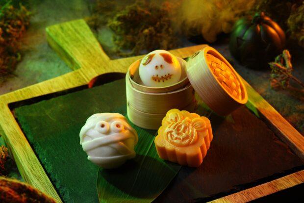 Hong Kong Disneyland Halloween Time - Jack dumplings