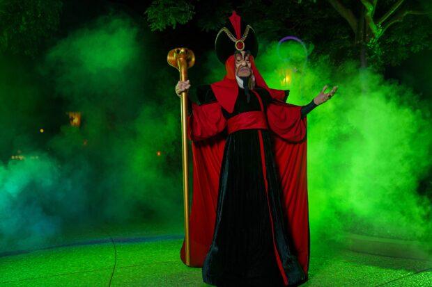 Hong Kong Disneyland Halloween Time - Jafar