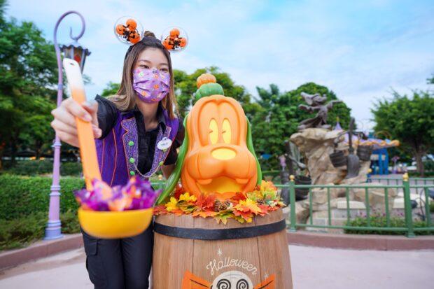 Hong Kong Disneyland Halloween Time - Trick-or-Treating