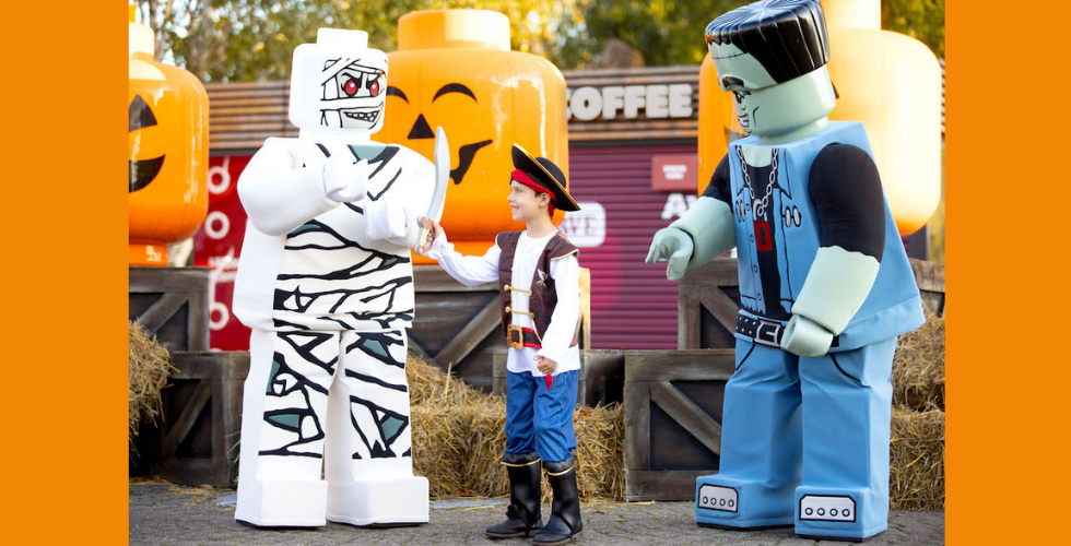 Join Lord Vampyre at LEGOLAND Oct. 14 through Halloween for Brick-or-Treat!