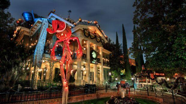 Haunted Mansion Vacation