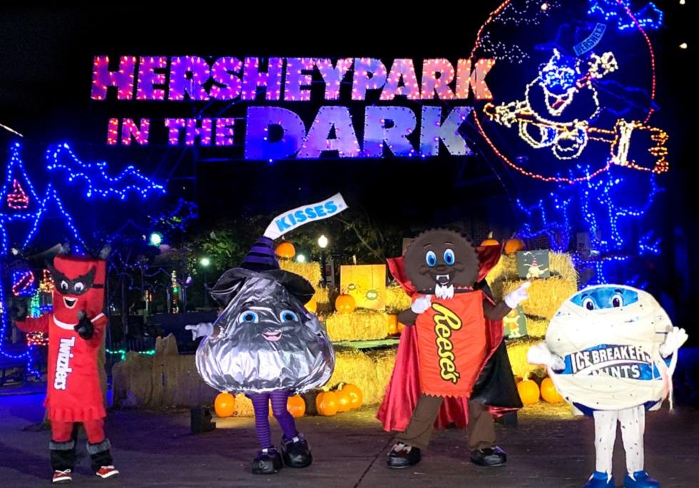 Chocolate Meltdown: Hershey's After Dark teams up with Hersheypark in the Dark.