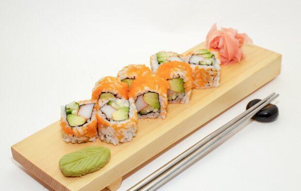 Swan and Dolphin Food & Wine Classic Kimono's Roll