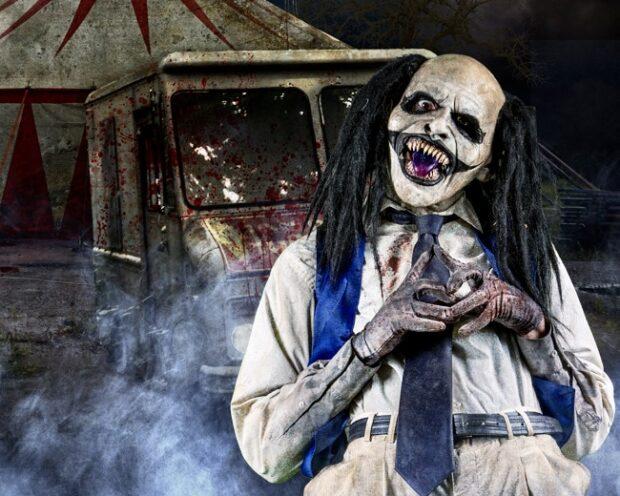 Los Angeles Haunted Hayride - Scare Zone