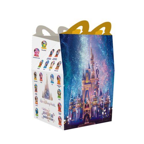 McDonald's 50th Anniversary Disney Happy Meal Toys