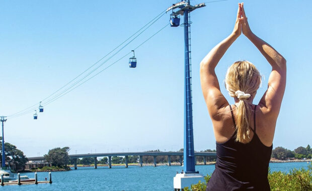 SeaWorld San Diego Annual Pass Events - Namaste by the Bay