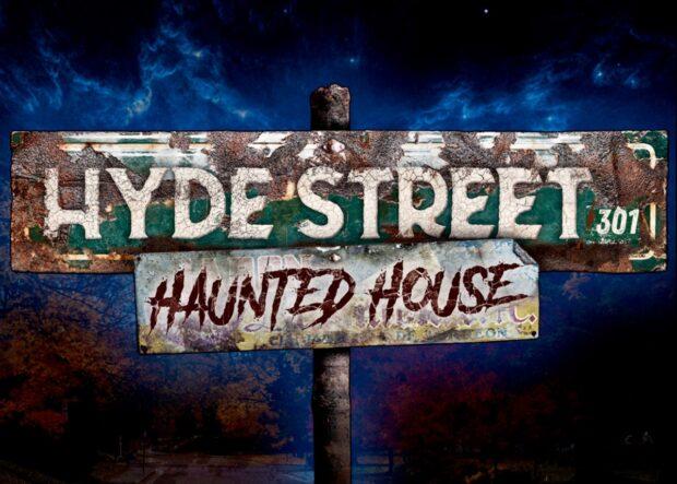 Temecula Terror - 301 Hyde Street Maze
