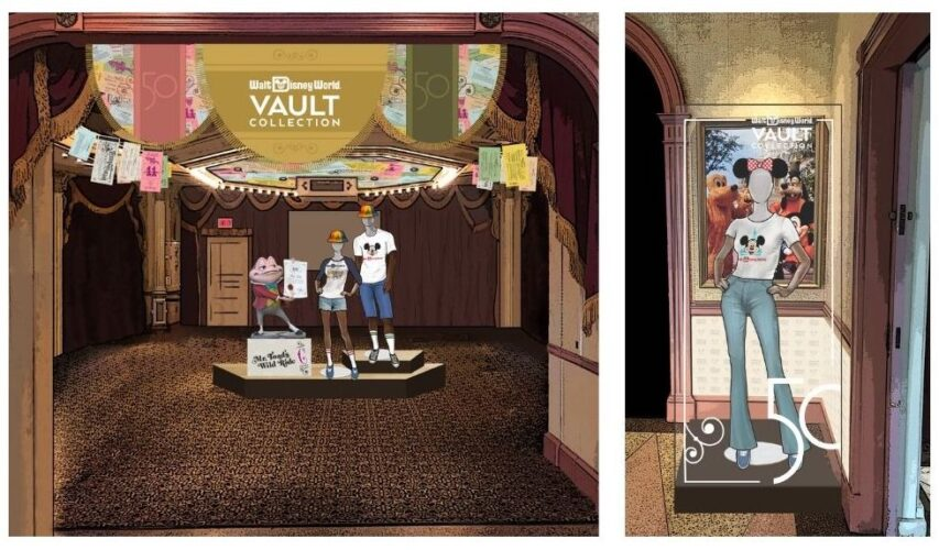 vault collection