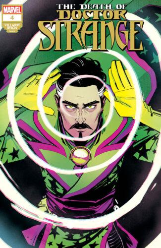 Villains' Reign Variant Covers - Dr. Strange