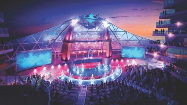 Royal Caribbean AquaTheater