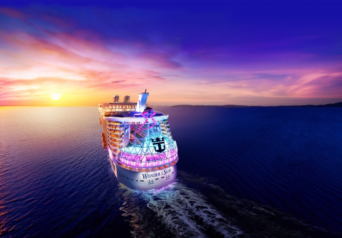Royal Caribbean Wonder of the Seas