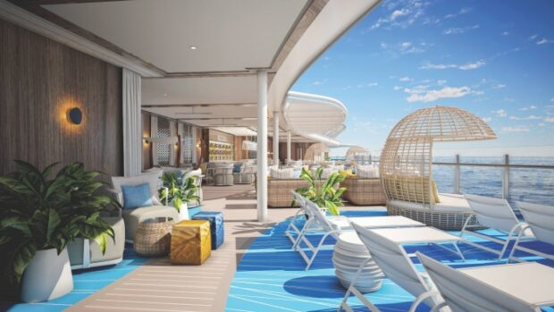 Royal Caribbean Wonder of the Seas - Suite Neighborhood