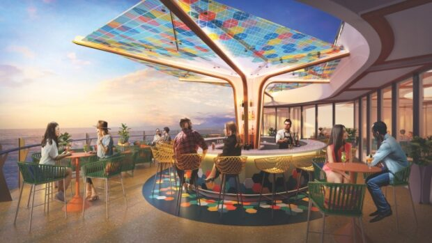 Royal Caribbean Wonder of the Seas - The Vue