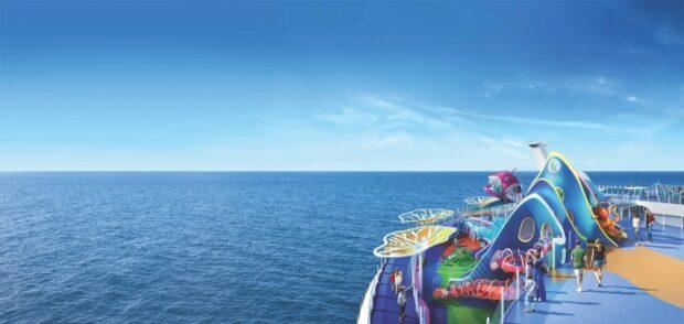 Royal Caribbean Wonder of the Seas - Wonder Playscape