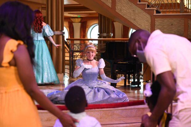 Disney Cruise Line - Cinderella