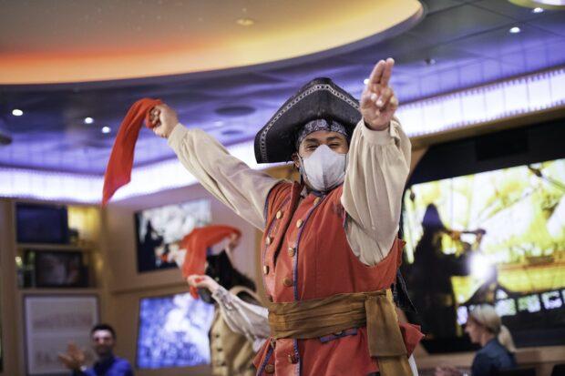 Disney Cruise Line - Pirate Night