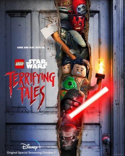 Disney+ Hallowstream Dive-In - Lego Star Wars Terrifying Tales